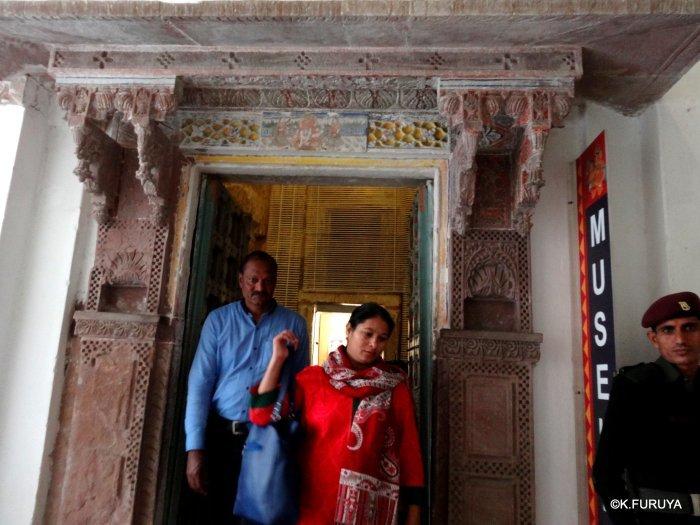 インド・ラジャスタンの旅 6 メヘラーンガル砦 その2_a0092659_18170255.jpg
