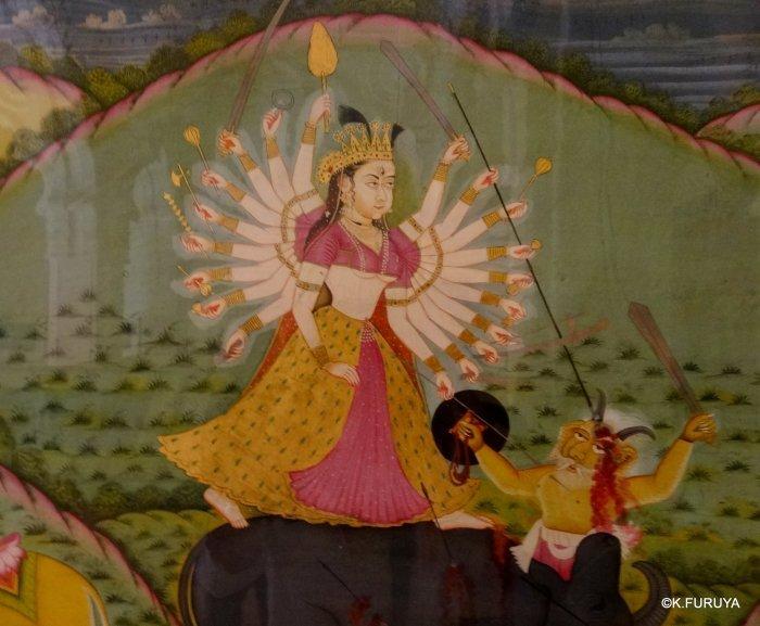 インド・ラジャスタンの旅 6 メヘラーンガル砦 その2_a0092659_18283874.jpg