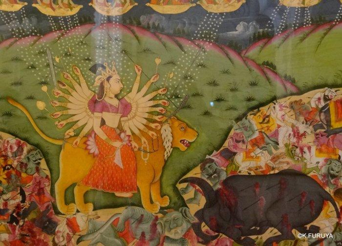 インド・ラジャスタンの旅 6 メヘラーンガル砦 その2_a0092659_18292617.jpg
