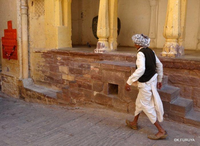 インド・ラジャスタンの旅 6 メヘラーンガル砦 その2_a0092659_18314634.jpg