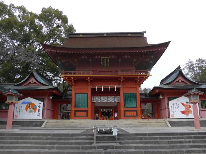 富士山本宮浅間大社と白糸の滝がすごかった話_f0232060_2164175.jpg