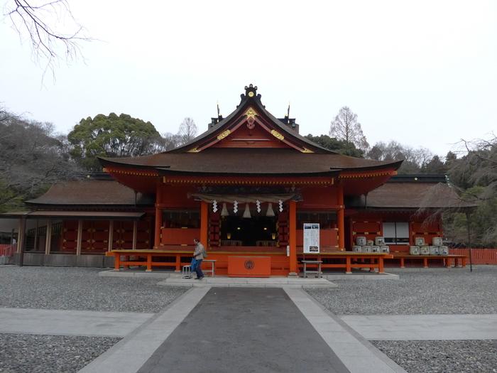 富士山本宮浅間大社と白糸の滝がすごかった話_f0232060_2173100.jpg