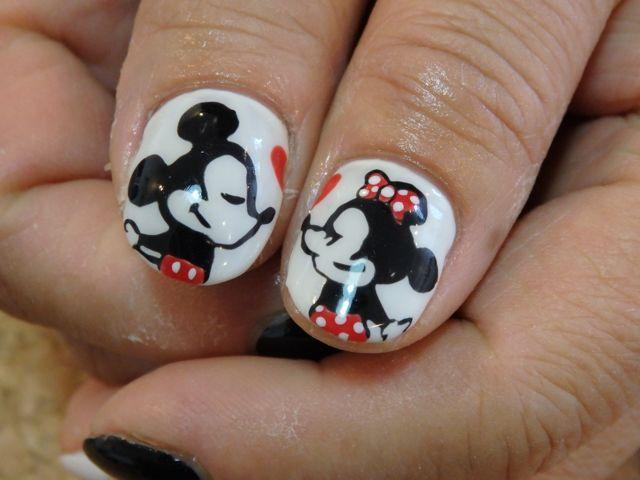 Disney Nail_a0239065_12271022.jpg