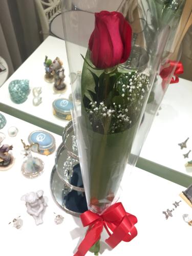 真紅の薔薇 一足お先のバレンタイン?_f0355367_00374697.jpg