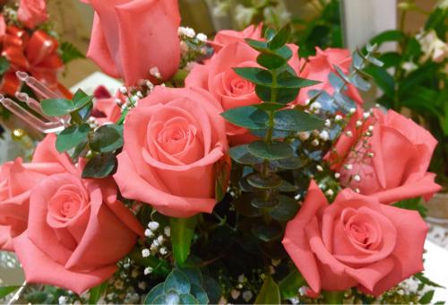 真紅の薔薇 一足お先のバレンタイン?_f0355367_00374766.jpg