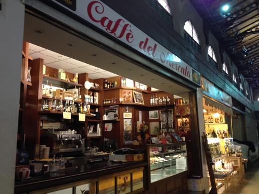 謎のコーヒー、Ponce Livornese!_a0136671_0401694.jpg