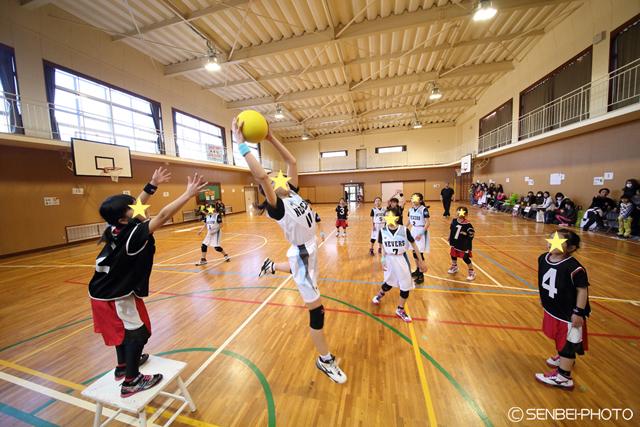 ポートボール撮影 Senbei Photo