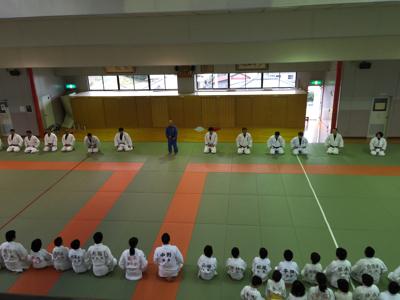 宇美道場での合同練習_b0172494_16072291.jpg