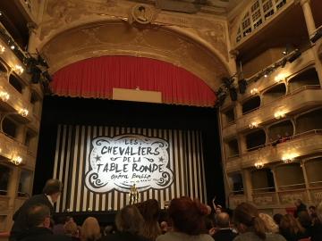 マリブラン劇場でフレンチ・オペラ、Hervé「円卓の騎士」_c0339296_1804335.jpg