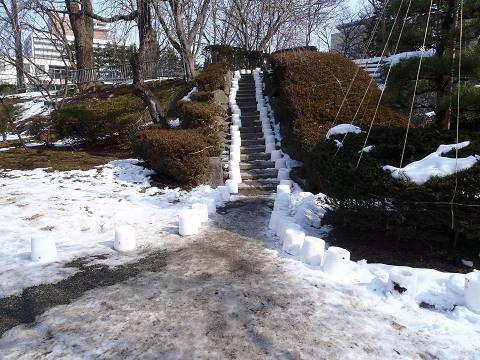 盛岡「雪あかり」_b0074601_22413350.jpg