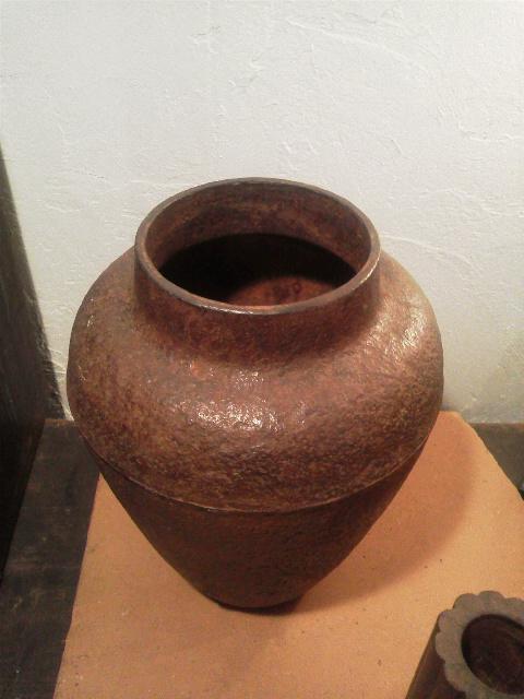 鉄壷 + 骨折ふくすけの10日目_e0350308_849717.jpg
