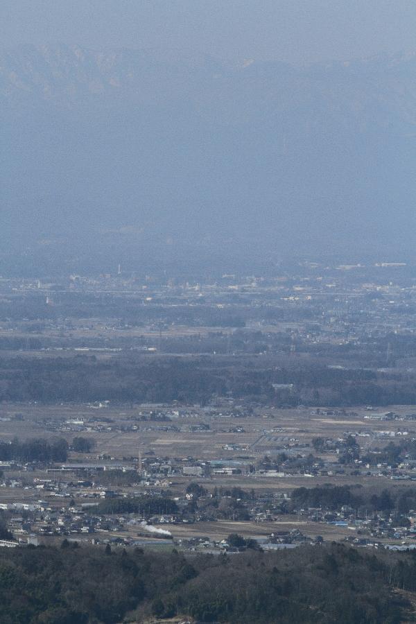 関東平野を走る汽車を見下ろした - 2016年冬・真岡 -   _b0190710_19234839.jpg