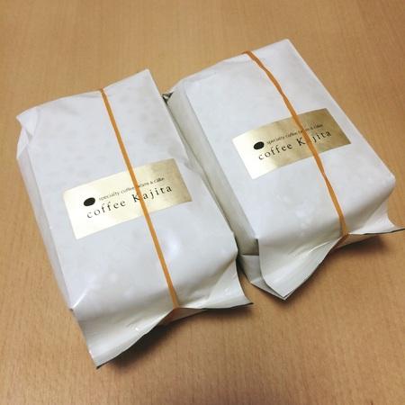 coffee Kajitaさんへ_b0179213_1415597.jpg