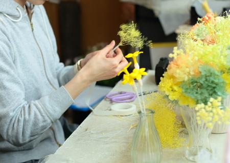 2月14日 単発レッスン 手作りの花の教室 次回3月21日です_a0042928_22562581.jpg
