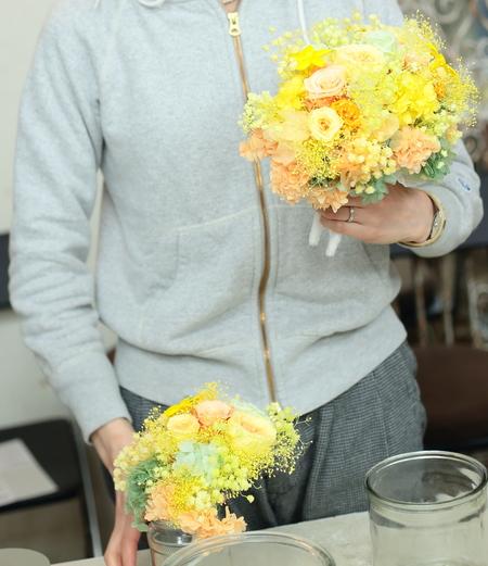 2月14日 単発レッスン 手作りの花の教室 次回3月21日です_a0042928_22565797.jpg