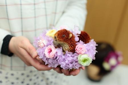 2月14日 単発レッスン 手作りの花の教室 次回3月21日です_a0042928_2311491.jpg