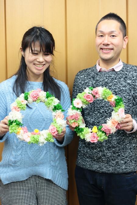 2月14日 単発レッスン 手作りの花の教室 次回3月21日です_a0042928_2343276.jpg