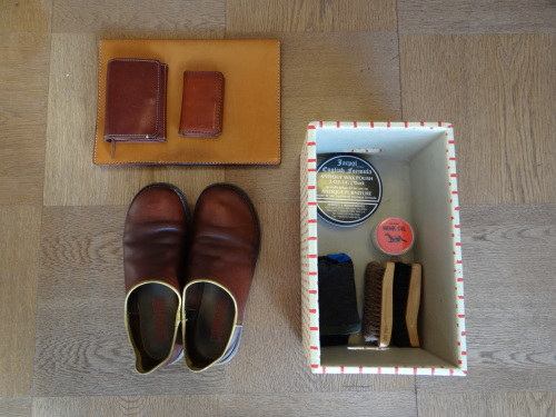 靴みがき_d0334937_20242128.jpg