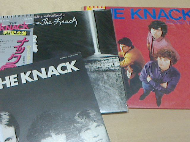 Get The Knack / The Knack_c0104445_19464577.jpg