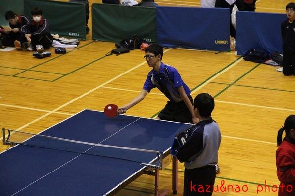 長男の卓球の試合_d0162048_175162.jpg