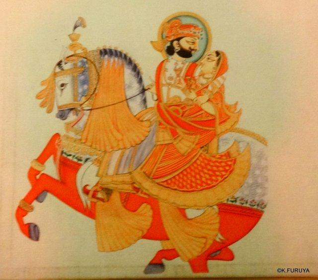 インド・ラジャスタンの旅 6 メヘラーンガル砦 その2_a0092659_20561552.jpg