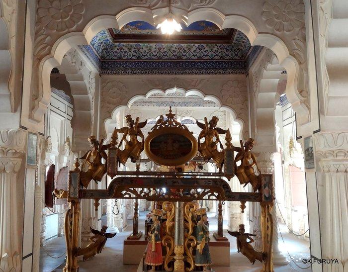 インド・ラジャスタンの旅 6 メヘラーンガル砦 その2_a0092659_2127107.jpg