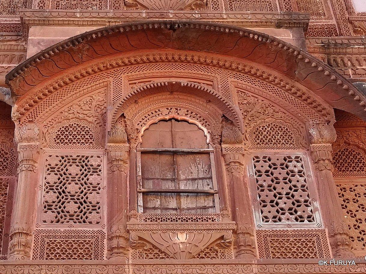 インド・ラジャスタンの旅 6 メヘラーンガル砦 その2_a0092659_2210333.jpg