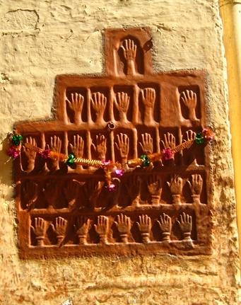 インド・ラジャスタンの旅 6 メヘラーンガル砦 その2_a0092659_22161238.jpg