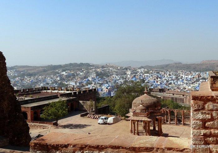 インド・ラジャスタンの旅 6 メヘラーンガル砦 その2_a0092659_22522716.jpg