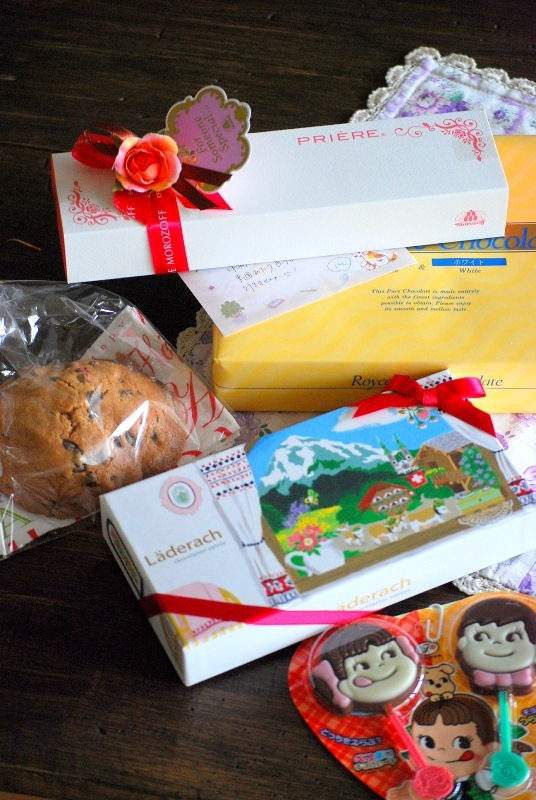 Chocolate☆chocolate♪_b0165872_21185436.jpg