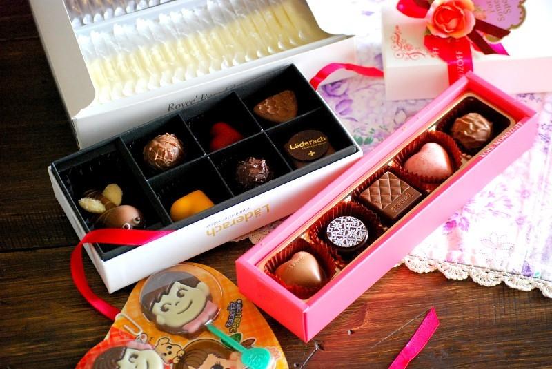Chocolate☆chocolate♪_b0165872_21185708.jpg