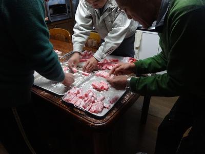 子どもサンヨ餅つくり_b0092684_12242948.jpg