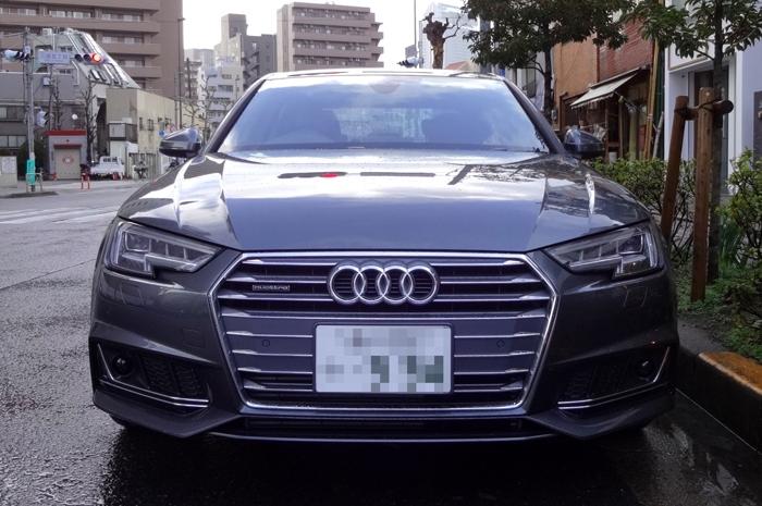 アウディ アウディ a4 試乗 : aloha519.exblog.jp