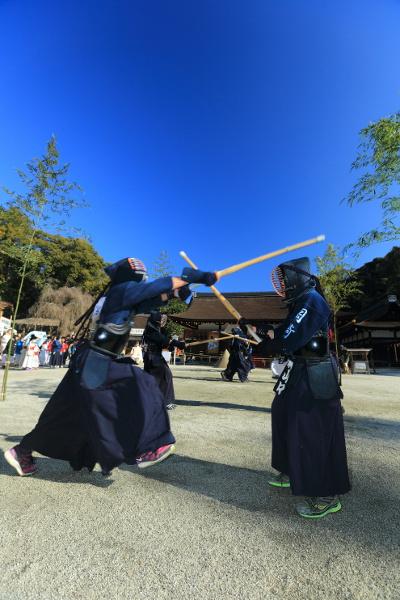 上賀茂神社 紀元祭 ~前編~_e0051888_7573121.jpg