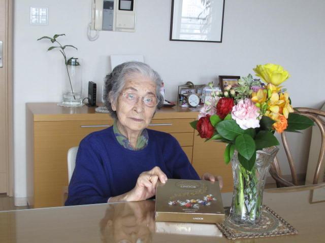母101歳の誕生日_a0269889_9421944.jpg