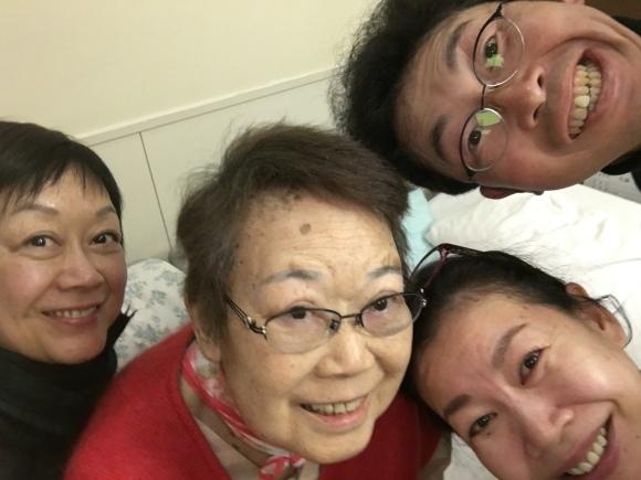 叔母の入院生活_d0339891_13381127.jpg