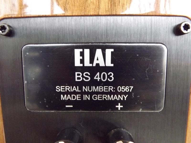 ELAC 中古品が入荷しました! ※売約済み_c0113001_130889.jpg