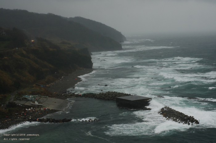 嵐の山陰海岸で_d0309612_042441.jpg
