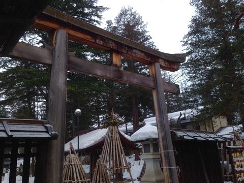 2月15日 米沢 上杉神社_a0317236_20575476.jpg