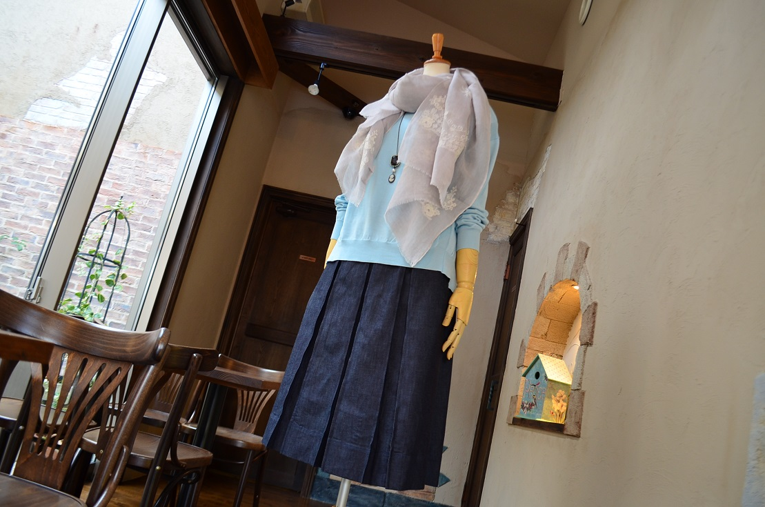 """2016 Spring Style New... with farfalle~2/15mon\""""_d0153941_1724142.jpg"""