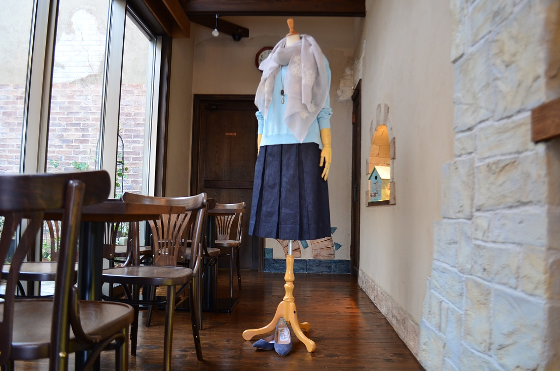 """2016 Spring Style New... with farfalle~2/15mon\""""_d0153941_1743283.jpg"""