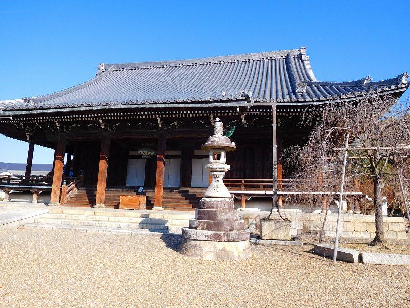 一時期隆盛を誇った【山科本願寺】とは20160210_e0237645_16581072.jpg
