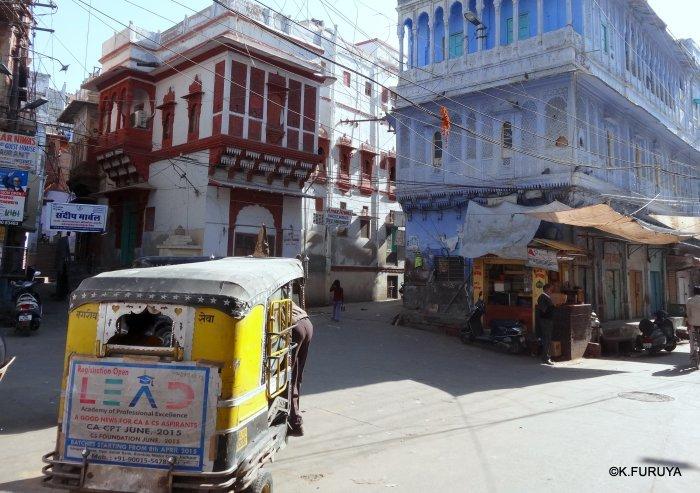 インド・ラジャスタンの旅 7 ブルーシティ_a0092659_17311804.jpg