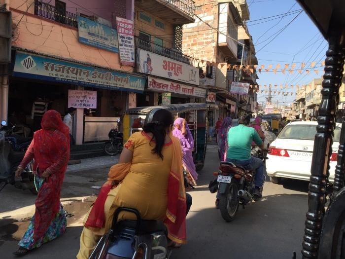 インド・ラジャスタンの旅 7 ブルーシティ_a0092659_17372351.jpg