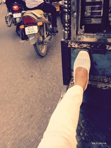 インド・ラジャスタンの旅 7 ブルーシティ_a0092659_18011143.jpg