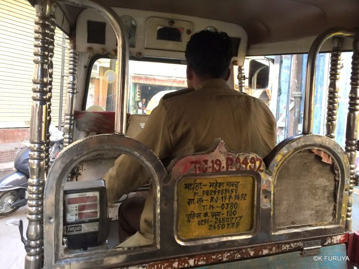 インド・ラジャスタンの旅 7 ブルーシティ_a0092659_18175708.jpg