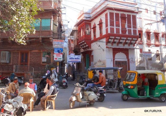 インド・ラジャスタンの旅 7 ブルーシティ_a0092659_18200036.jpg