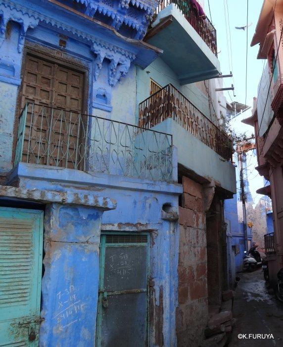 インド・ラジャスタンの旅 7 ブルーシティ_a0092659_18252180.jpg