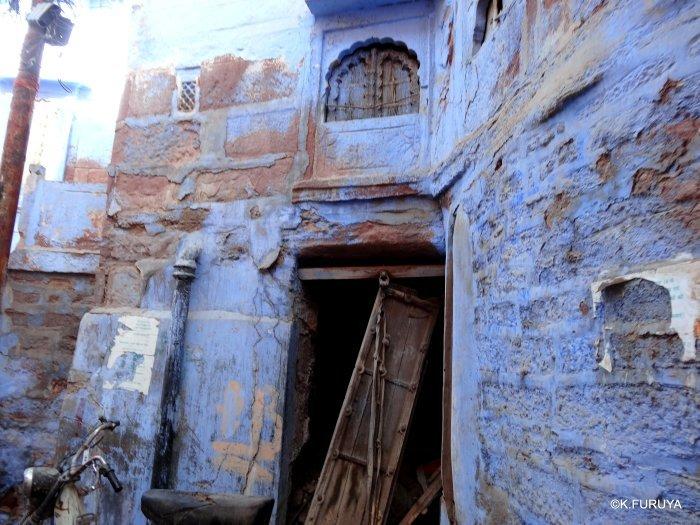 インド・ラジャスタンの旅 7 ブルーシティ_a0092659_18261019.jpg