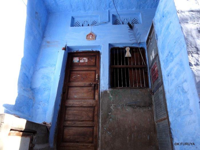 インド・ラジャスタンの旅 7 ブルーシティ_a0092659_18263068.jpg